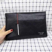 Prada AAA Quality Wallets For Men #430456