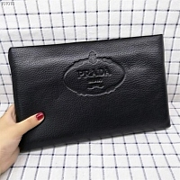 Prada AAA Quality Wallets For Men #430466