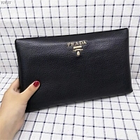 Prada AAA Quality Wallets For Men #430467
