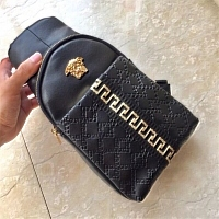 Cheap Versace AAA Quality Pockets For Men #430497 Replica Wholesale [$75.00 USD] [W-430497] on Replica Versace AAA Man Wallets
