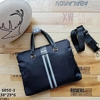Prada AAA Quality Handbags For Men #430592