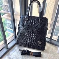 Prada AAA Quality Handbags For Men #430625
