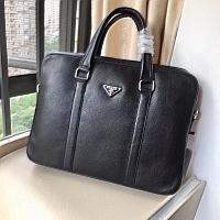 Prada AAA Quality Handbags For Men #430634