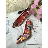 Dolce & Gabbana D&G High-Heeled Shoes For Women #432477