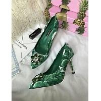 Dolce & Gabbana D&G High-Heeled Shoes For Women #432478