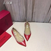 Valentino Flat Shoes For Women #432620