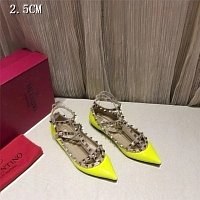 Valentino Flat Shoes For Women #432636