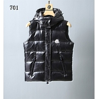 Moncler Feather Vests Sleeveless For Women #433319