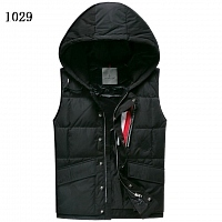 Moncler Feather Vests Sleeveless For Men #433344