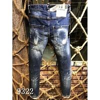 Cheap Dsquared Jeans For Men #433863 Replica Wholesale [$64.00 USD] [W-433863] on Replica Dsquared Jeans