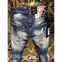 Cheap Dsquared Jeans For Men #433873 Replica Wholesale [$64.00 USD] [W-433873] on Replica Dsquared Jeans