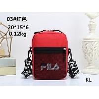 FILA Fashion Messenger Bags #434496