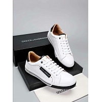 Dolce & Gabbana Casual Shoes For Men #434801