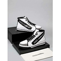 Dolce & Gabbana High Tops Shoes For Men #434835