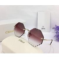 Chloe AAA Quality Sunglasses #435846