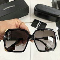 Chrome Hearts AAA Quality Sunglasses #435878