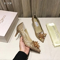 Jimmy Choo High-Heeled Shoes For Women #436565