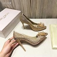 Jimmy Choo High-Heeled Shoes For Women #436575