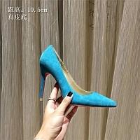 Christian Louboutin CL High-heeled Shoes For Women #436644
