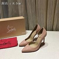 Christian Louboutin CL High-heeled Shoes For Women #436649