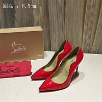 Christian Louboutin CL High-heeled Shoes For Women #436651