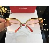 Ferragamo Salvatore AAA Quality Sunglasses #436659