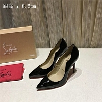 Christian Louboutin CL High-heeled Shoes For Women #436663