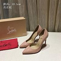 Christian Louboutin CL High-heeled Shoes For Women #436678