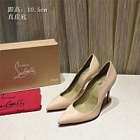 Christian Louboutin CL High-heeled Shoes For Women #436688