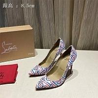 Christian Louboutin CL High-heeled Shoes For Women #436712