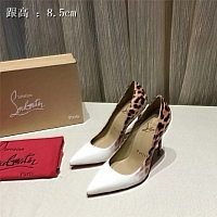 Christian Louboutin CL High-heeled Shoes For Women #436717