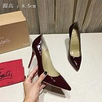 Christian Louboutin CL High-heeled Shoes For Women #436758
