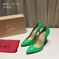 Christian Louboutin CL High-heeled Shoes For Women #436793