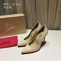 Christian Louboutin CL High-heeled Shoes For Women #436795