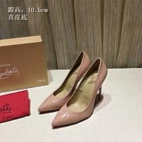 Christian Louboutin CL High-heeled Shoes For Women #436797