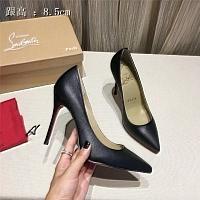 Christian Louboutin CL High-heeled Shoes For Women #436803