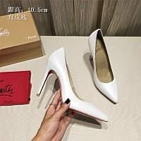 Christian Louboutin CL High-heeled Shoes For Women #436809