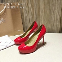 Christian Louboutin CL High-heeled Shoes For Women #436814