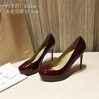 Christian Louboutin CL High-heeled Shoes For Women #436816