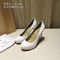 Christian Louboutin CL High-heeled Shoes For Women #436817