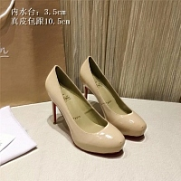 Christian Louboutin CL High-heeled Shoes For Women #436818