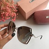 MIU MIU AAA Quality Sunglasses #437323
