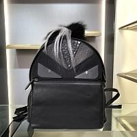Fendi AAA Quality Backpacks #437998