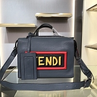 Fendi AAA Quality Handbags For Men #438039
