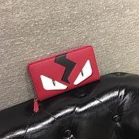 Fendi AAA Quality Wallets #438091