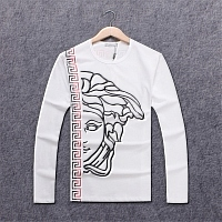 Versace T-Shirts Long Sleeved For Men #438465