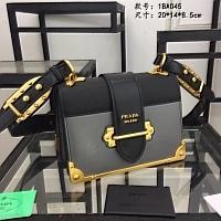 Prada AAA Quality Messenger Bags #440436