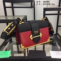 Prada AAA Quality Messenger Bags #440439