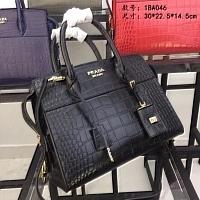 Prada AAA Quality Handbags #440443