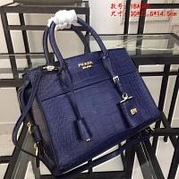 Prada AAA Quality Handbags #440445